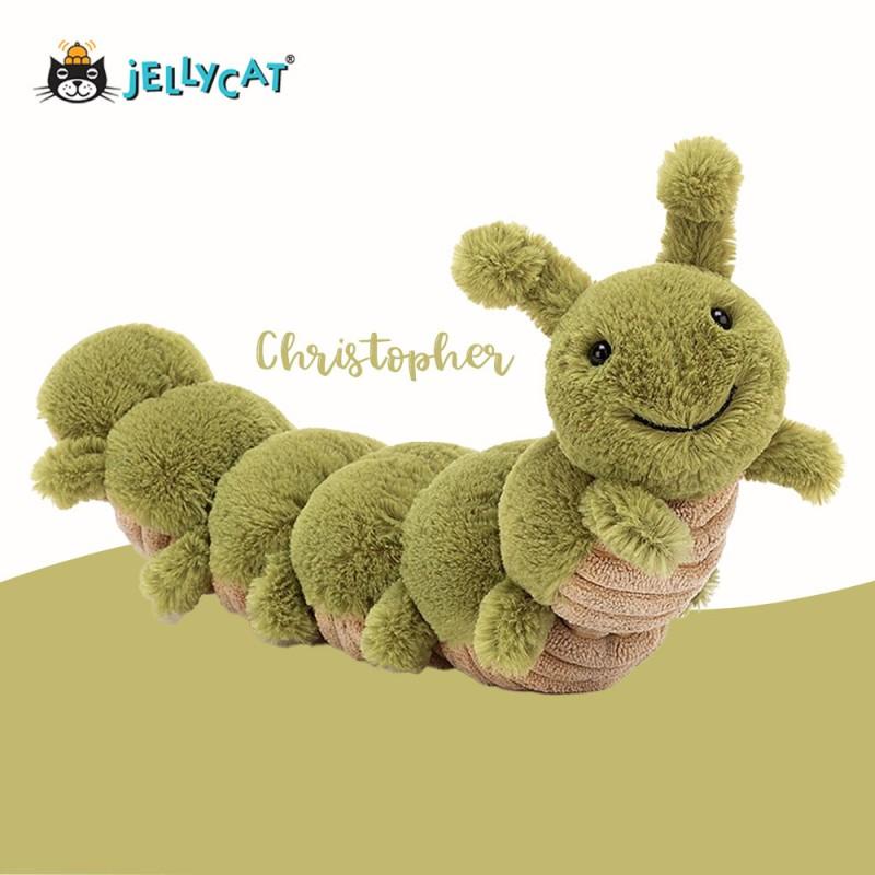 Christopher peluche chenille jellycat