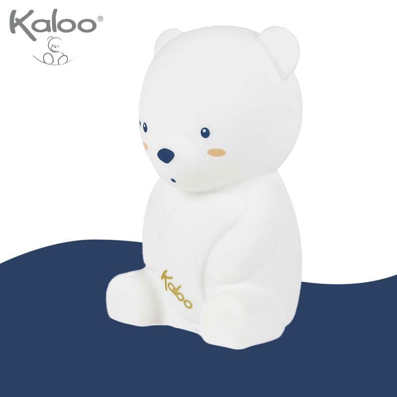 veilleuse Ours en silicone tactile de Kaloo
