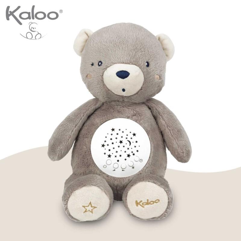 Veilleuse à projection ourson peluche de Kaloo