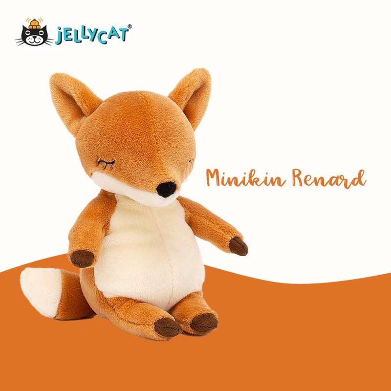 Peluche Minkin Renad Fox jellycat