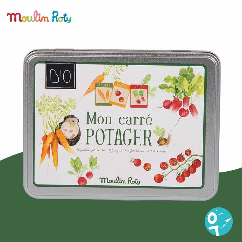 Kit potager BIO Le Jardin du Moulin