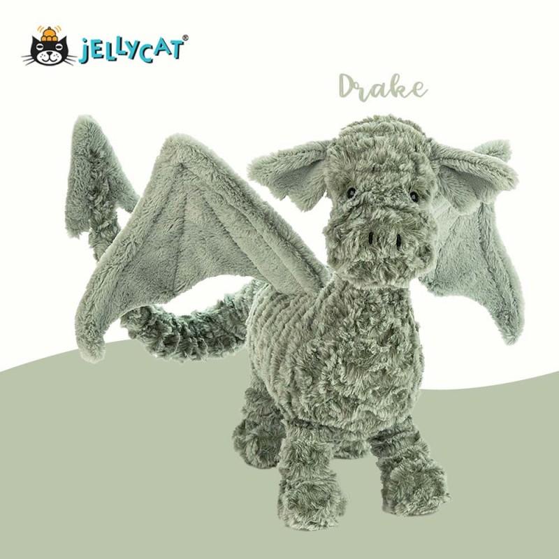 Grande peluche Dragon jellycat Drake