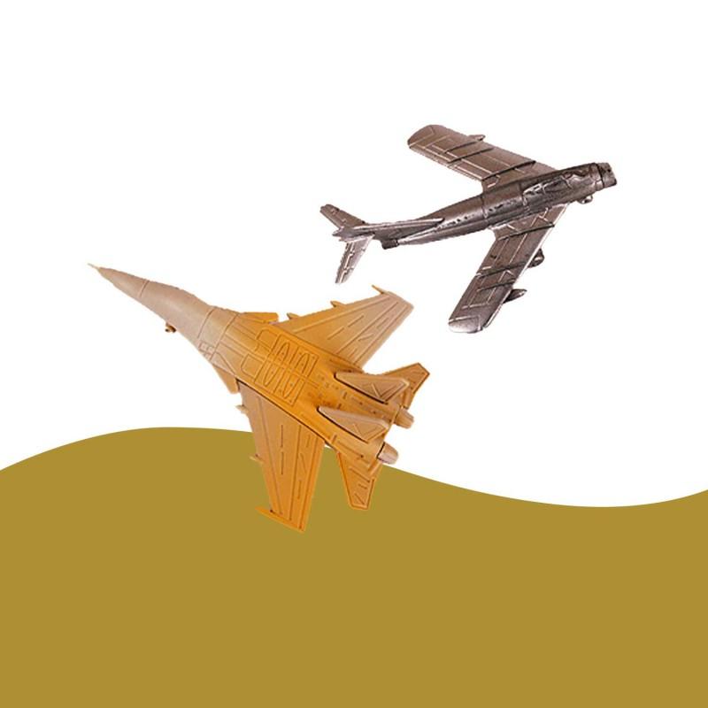 2 avions de chasse pour les enfants de Marc Vidal