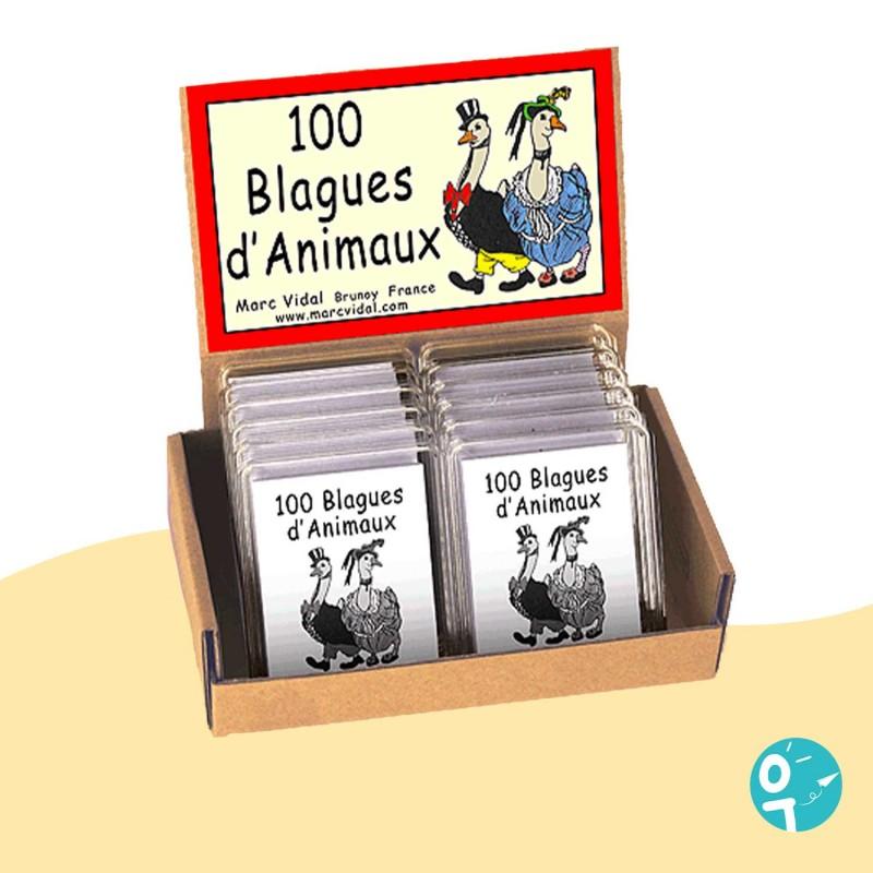100 blagues d'animaux de Marc Vidal