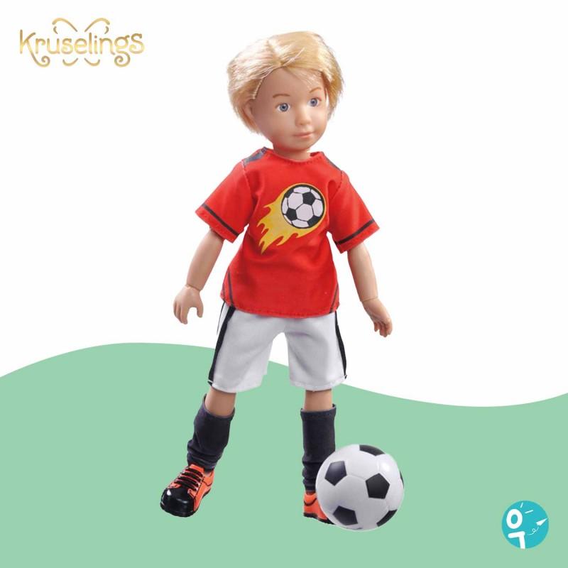 Poupée Michael as du football Kruselings
