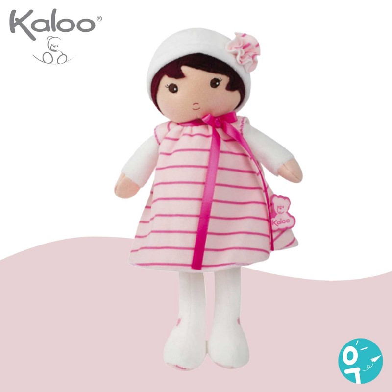 Rose K. Poupée en tissu Tendresse Kaloo 25cm