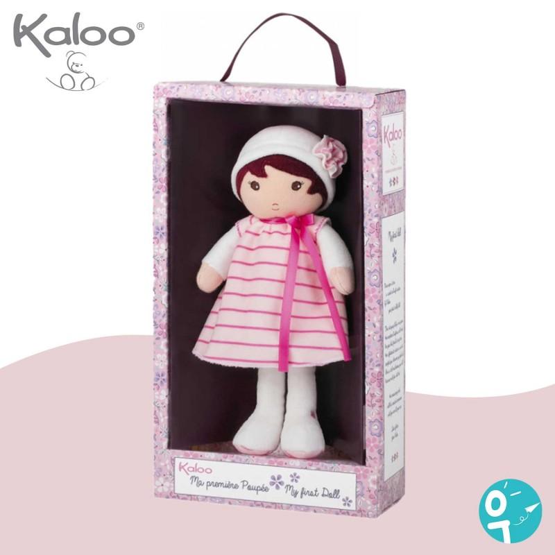 Poupée en tissu Tendresse Kaloo Rose K. - la boite