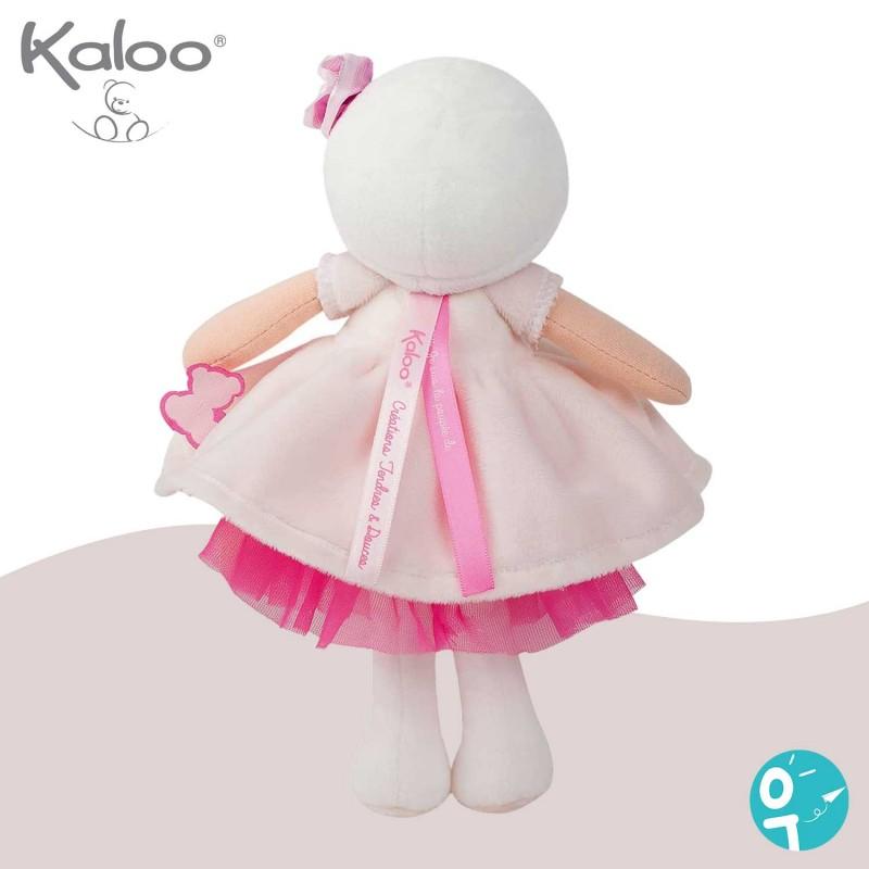 Perle K. Poupée en tissu Tendresse  Kaloo 25cm - vue de dos