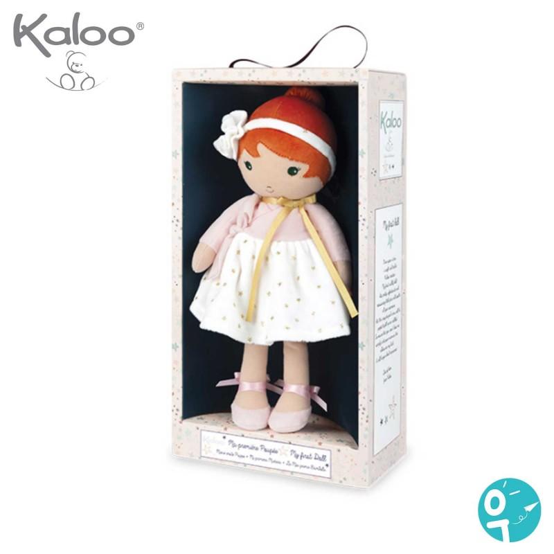 Boite cadeau Valentine Poupée en tissu Tendresse Kaloo 32cm