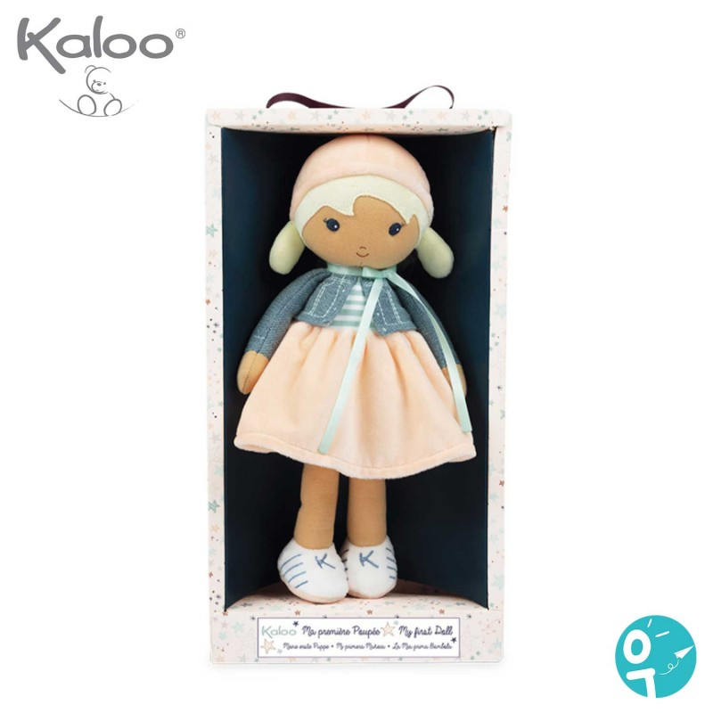 Chloé Poupée en tissu Tendresse Kaloo 32 cm- K963660