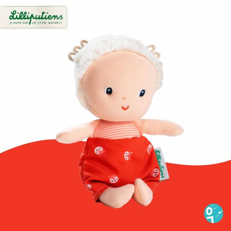 Poupée Mila Mon premier bébé Lilliputiens
