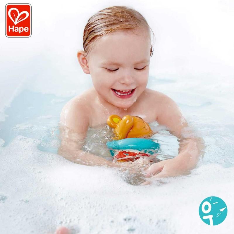 Jouet pour le bain pour amuser les enfants.