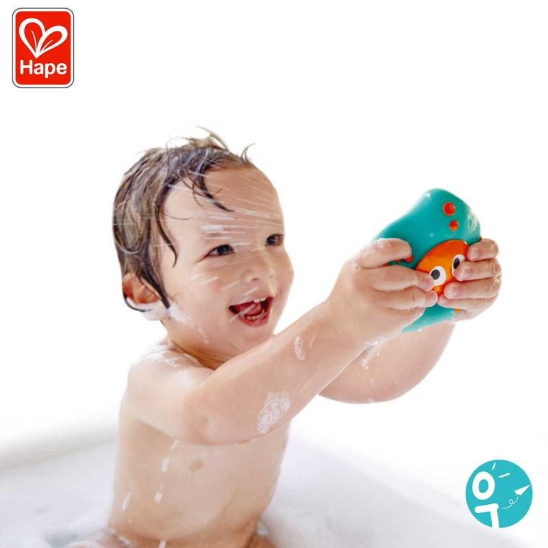 Un jeu d'eau pour les enfants