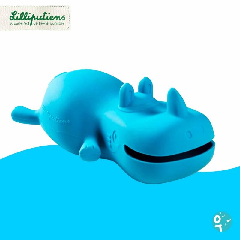 Marius Rhino flottant pour le bain de Lilliputiens