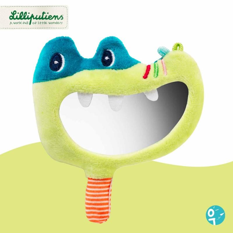 Anatole le crocodile hochet miroir Lilliputiens