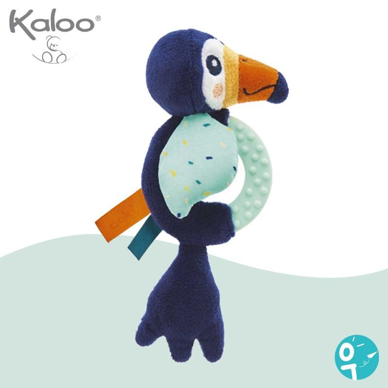 Hochet de dentition Alban le toucan Kaloo cadeau de naissance