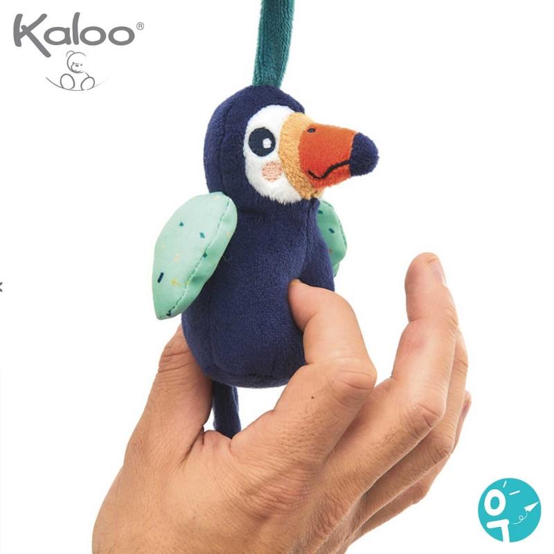 Toucan pouët de la Spirale d'activités Alban le toucan