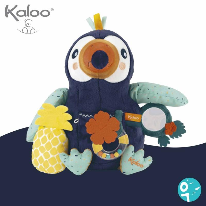 Peluche d'activités Alban le toucan Kaloo K969583
