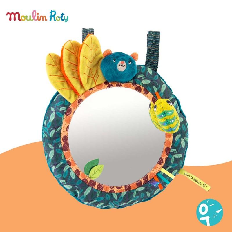 Miroir d'activités Dans la jungle Moulin Roty 668078