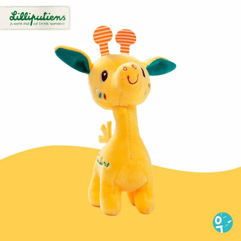 Mini peluche Zia la girafe Lilliputiens 83122