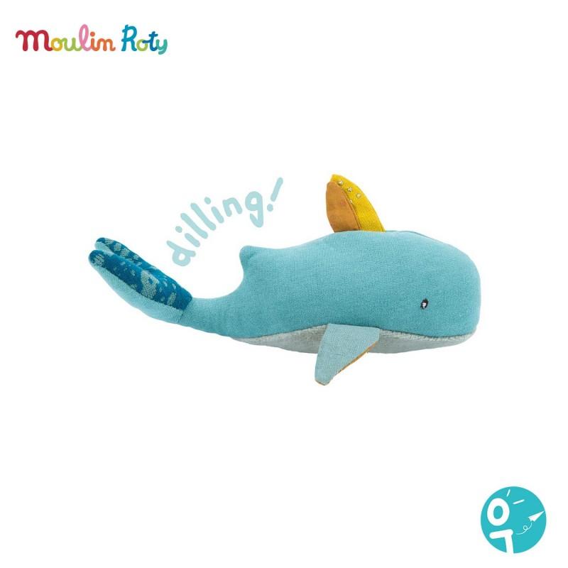 Joséphine la petite baleine de Moulin Roty