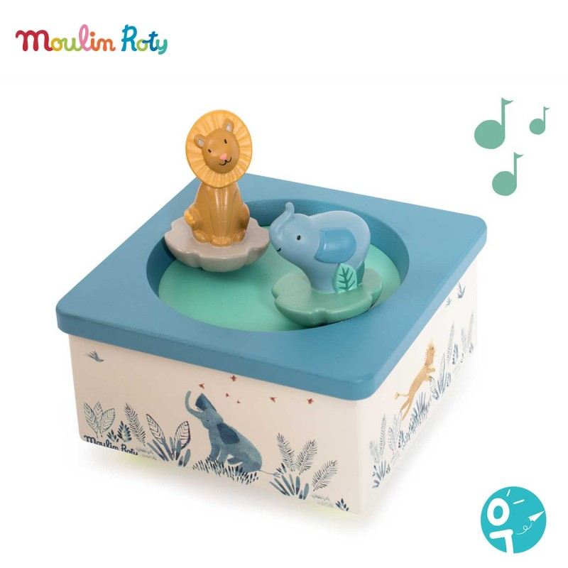 Boite à musique Moulin Roty 669105