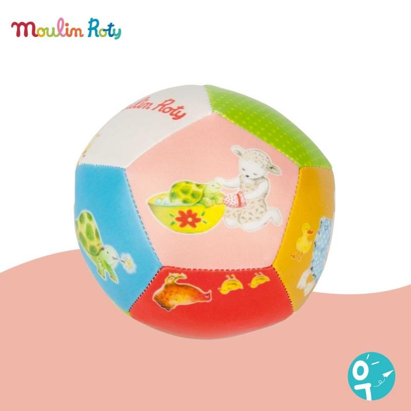 Ballon souple La Grande Famille Moulin Roty 632511