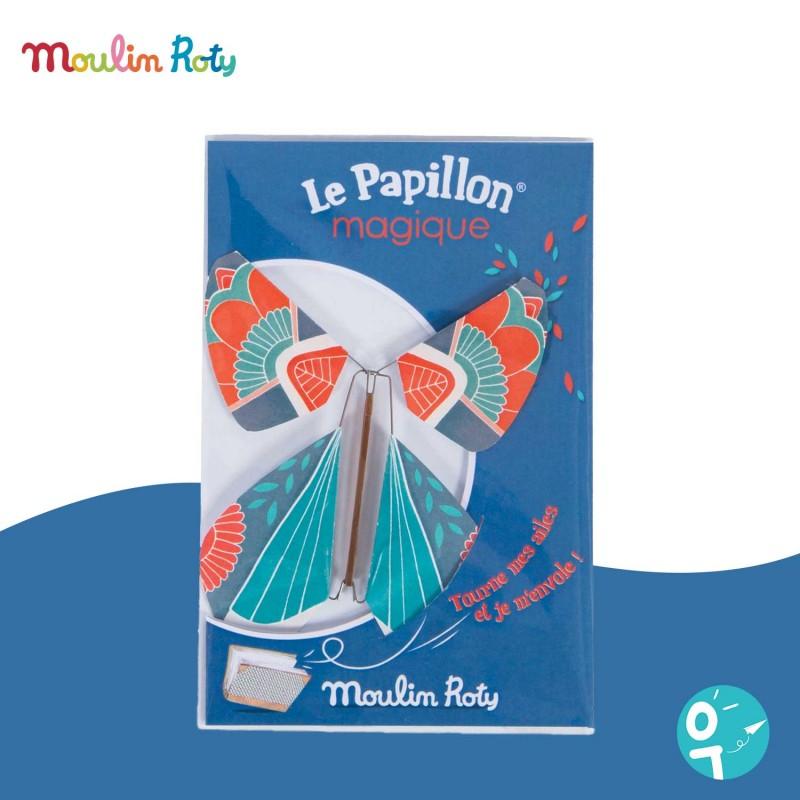 Papillon magique Papyrus Les Petites Merveilles Moulin Roty 711109