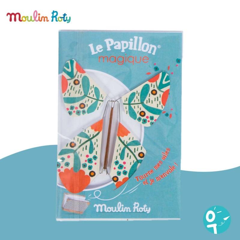 Papillon magique Tulipe Les Petites Merveilles Moulin Roty 711110
