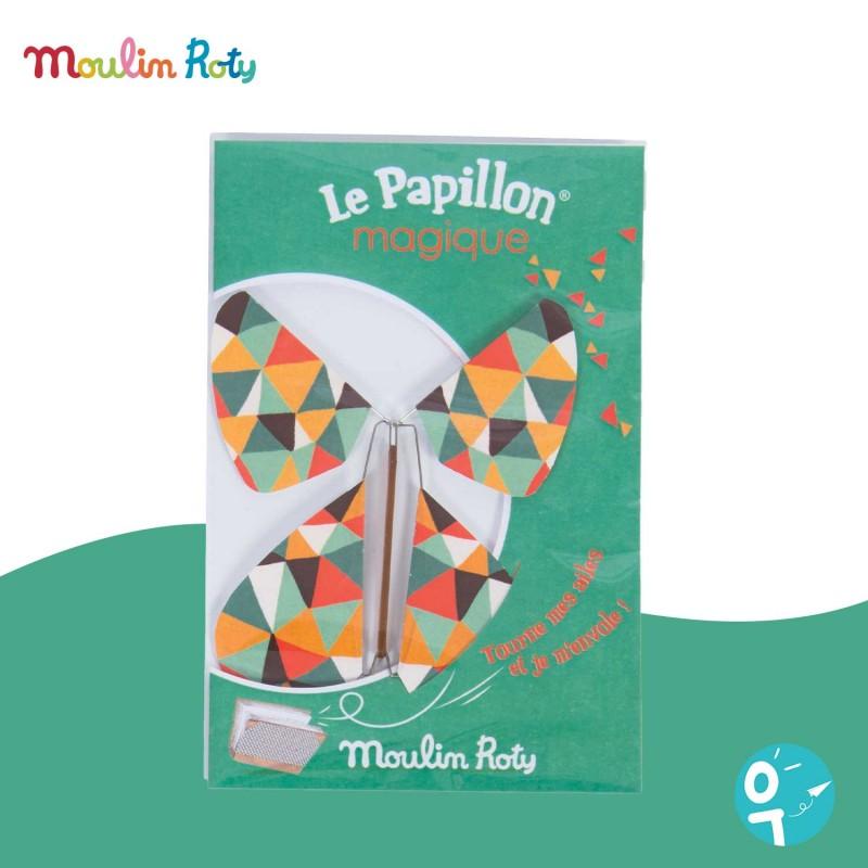Papillon magique Kaléidoscope Les Petites Merveilles Moulin Roty 711108