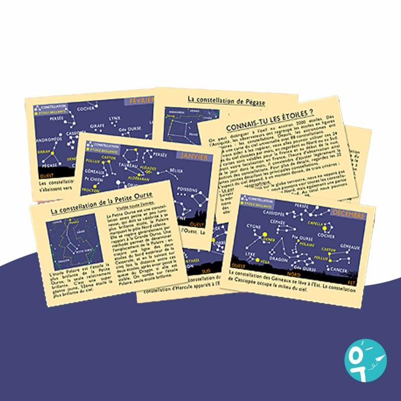 Une initation à l'astronomie et aux astres... Quelle étoile brille le plus ?