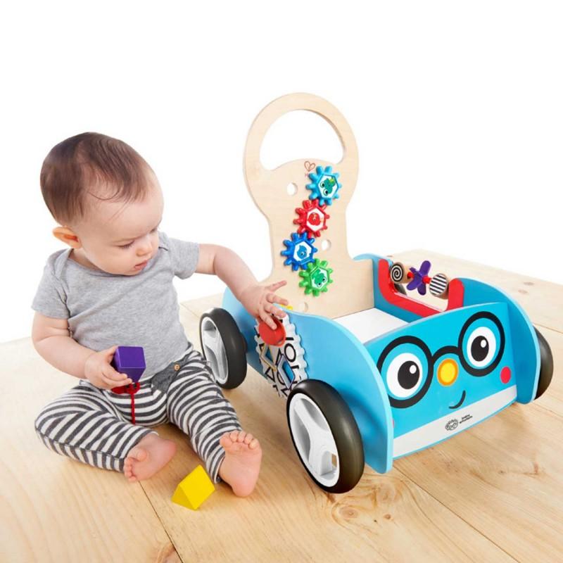 Trotteur multi-fonction en forme de voiture pour les enfants