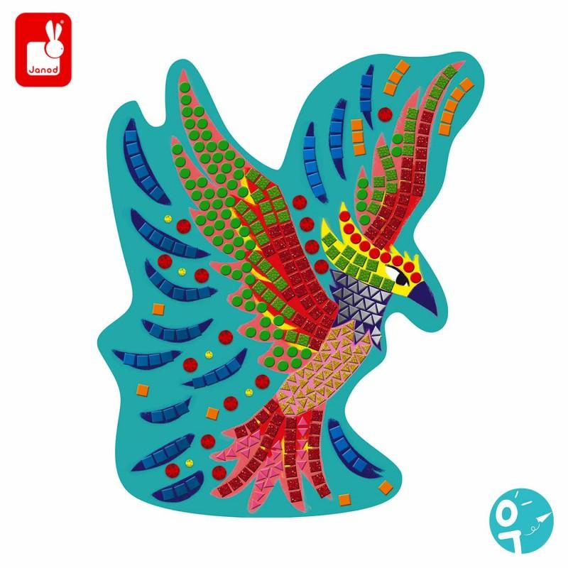 Tableau oiseau magique