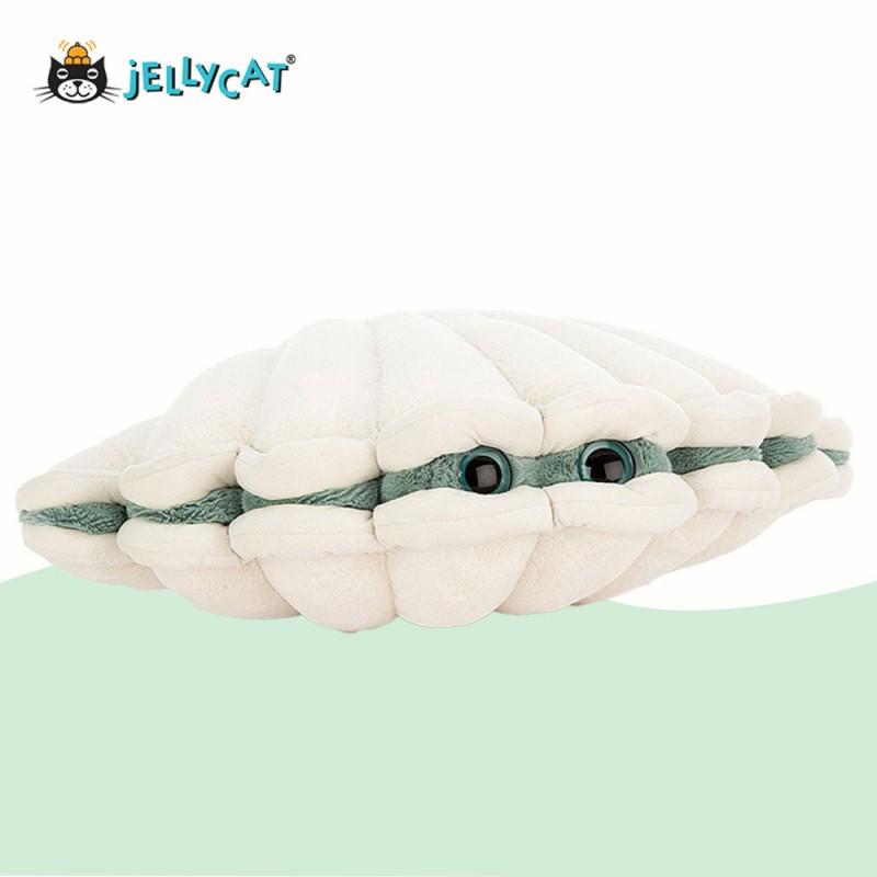 Grande peluche Chloé la Palourde de Jellycat