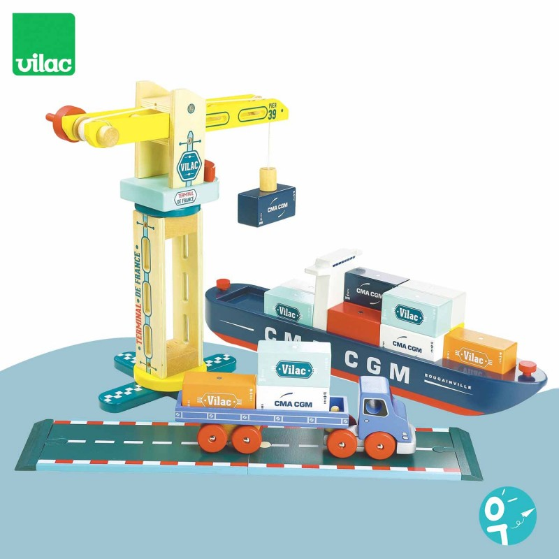 Gamme Vilacity Docker