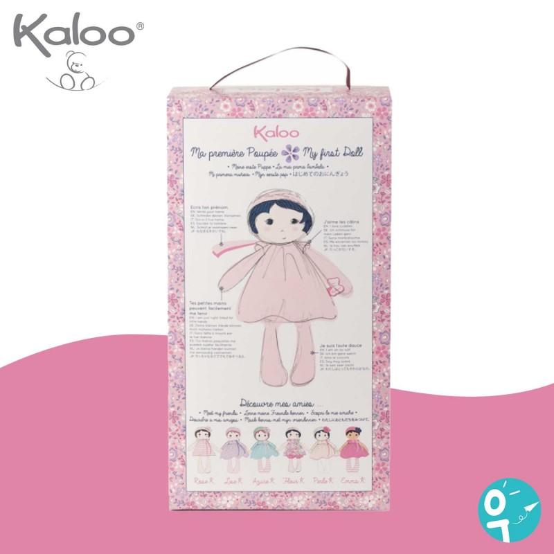 Boite de la poupée Emma de Kaloo