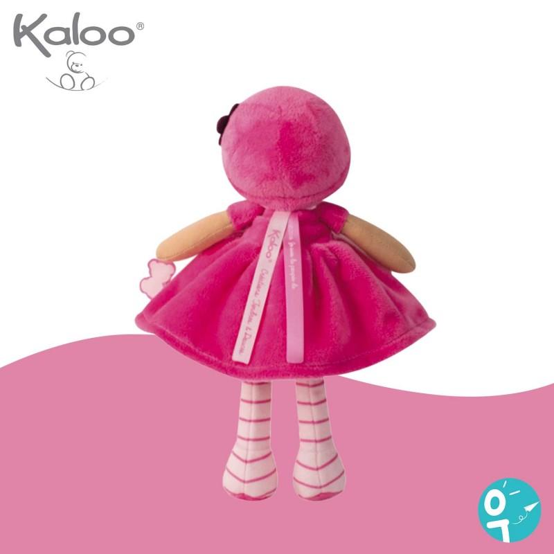 Dos de la poupée Emma Kaloo
