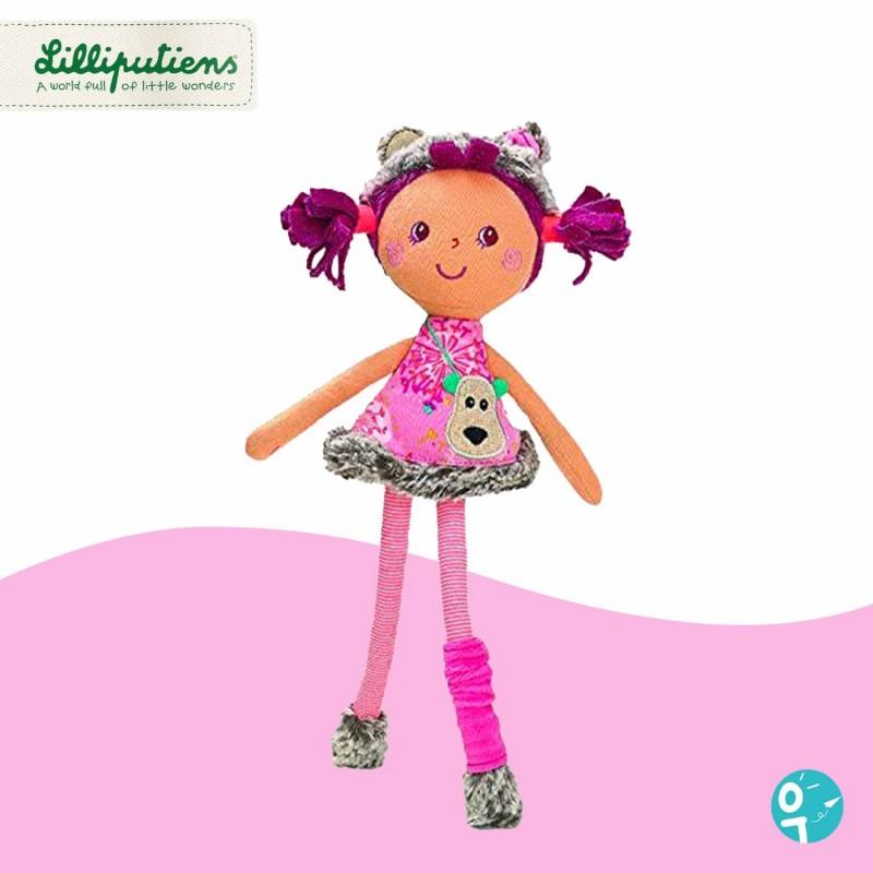Mini poupée Cesaria Lilliputiens  86744