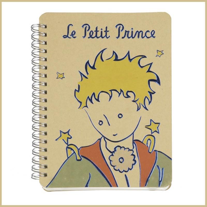 Carnet Le Petit Prince portrait 525593