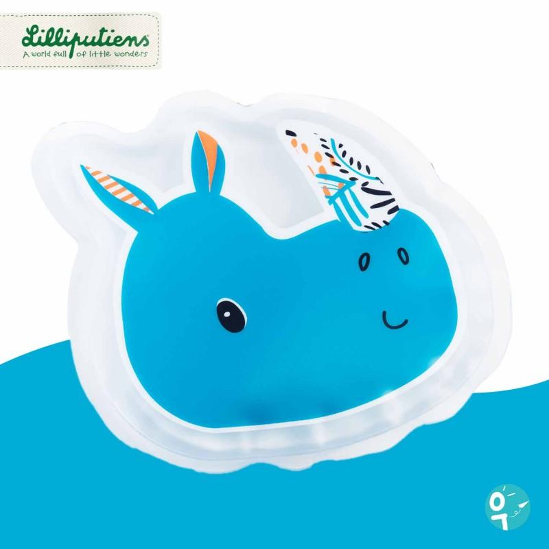 Poche de froid Marius le rhinocéros Lilliputiens