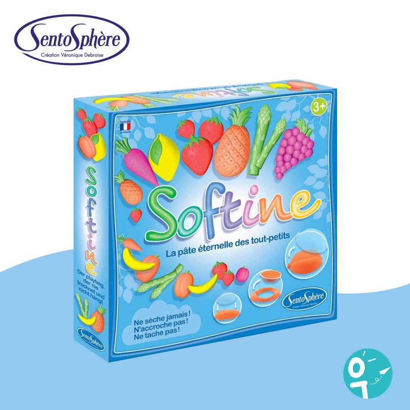 Softine Fruits & Légumes Sentosphère