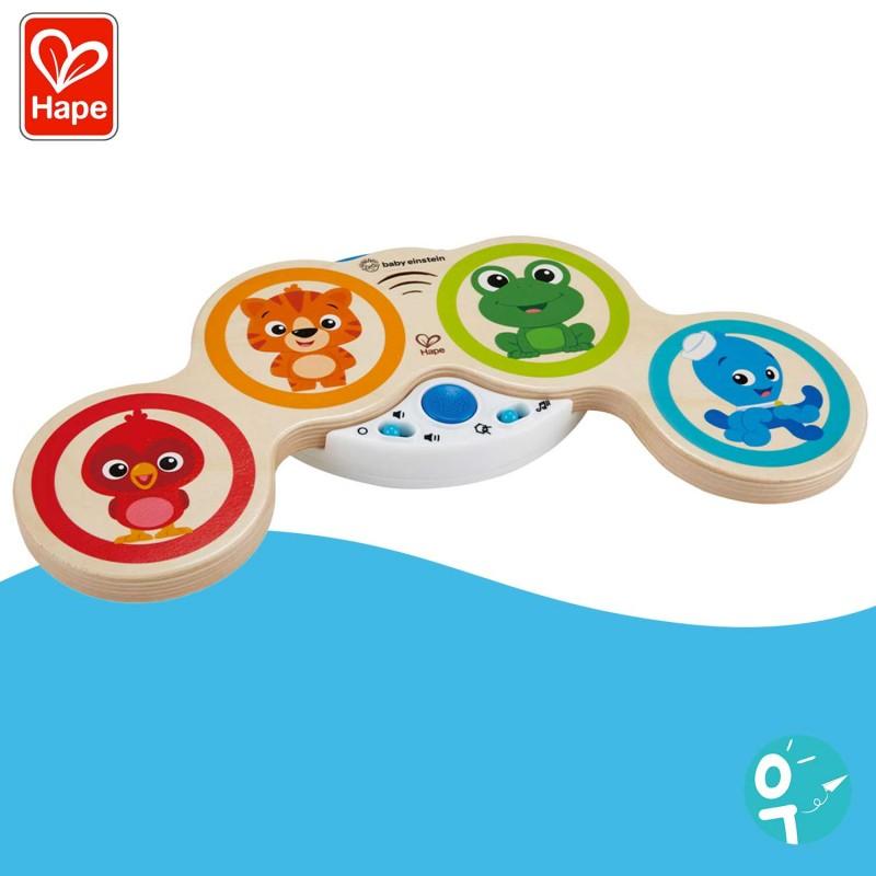 4 tambours électroniques pour les jeunes enfants (dès 6 mois)