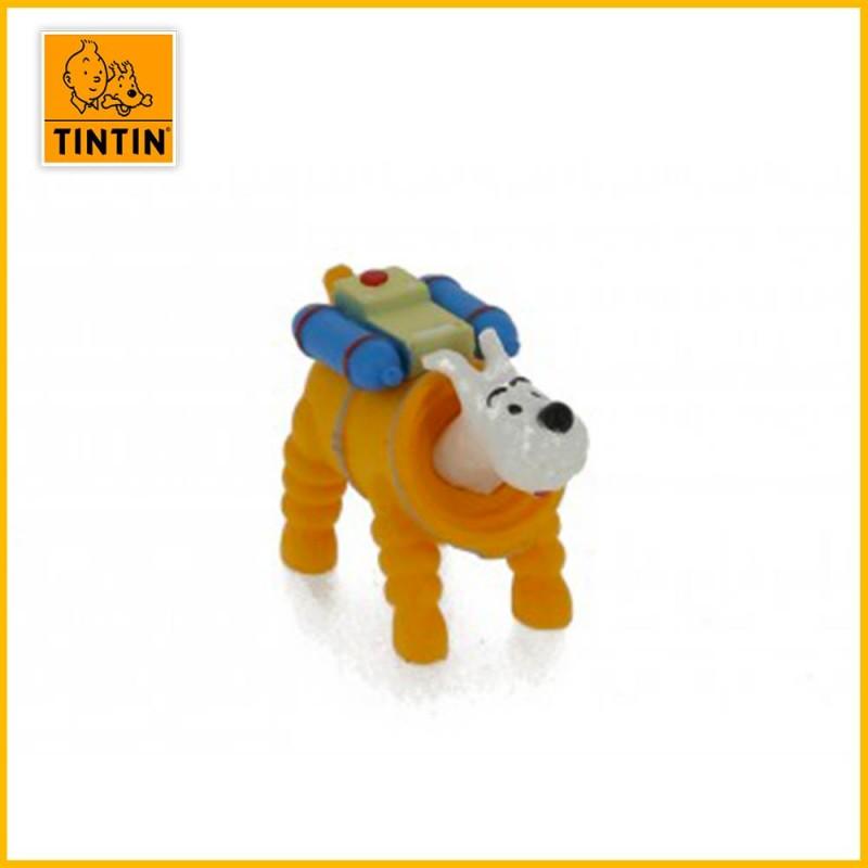Figurine Milou Scaphandre Lunaire - Figurine Tintin PVC 42506
