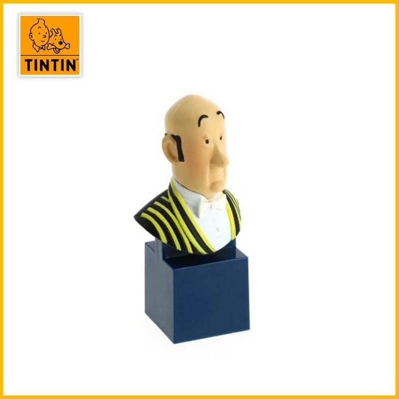 Figurine petit buste Nestor Tintin 42496