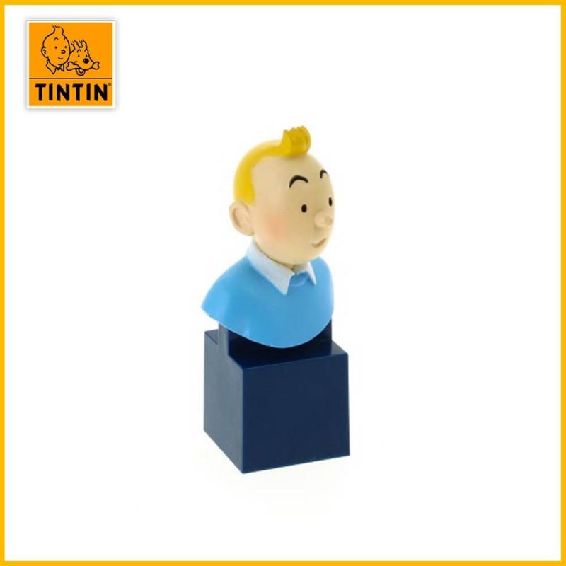 Figurine petit buste Tintin 42477