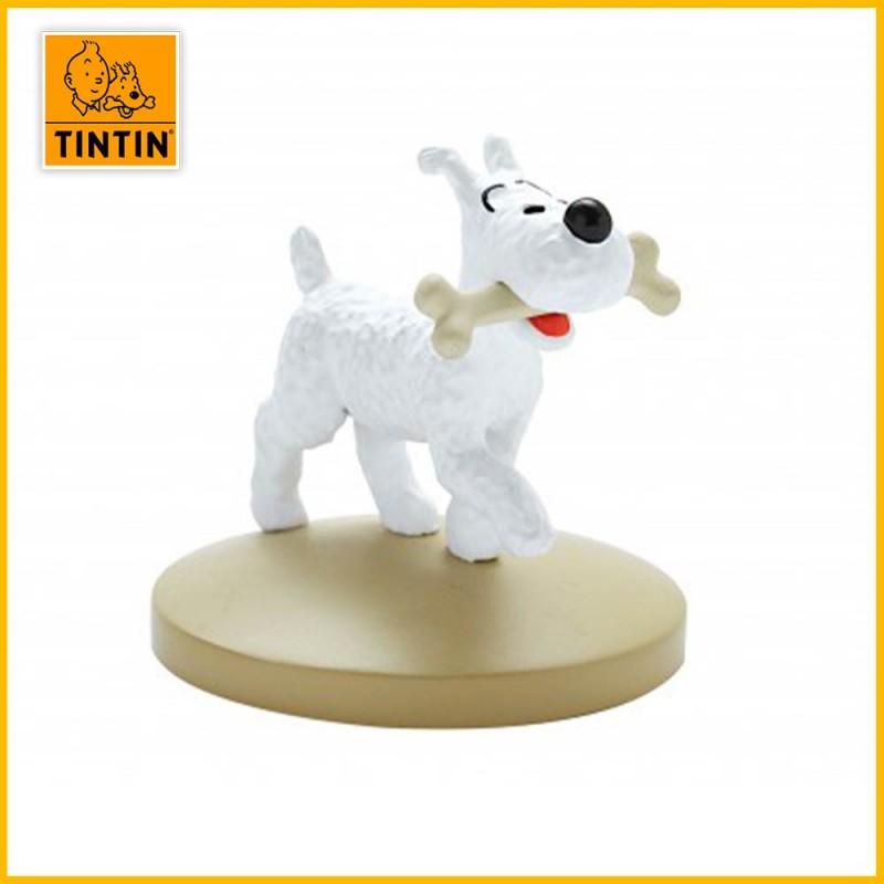 Statuette Milou os - Figurine Résine Tintin