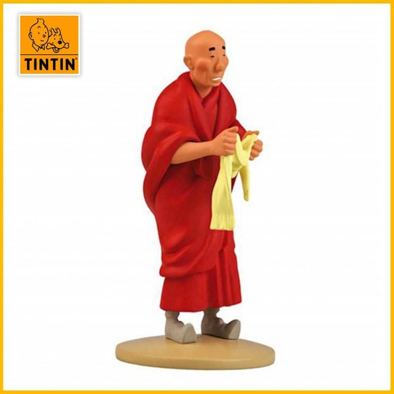 Statuette Foudre bénie - Figurine Résine Tintin Moulinsart 42226
