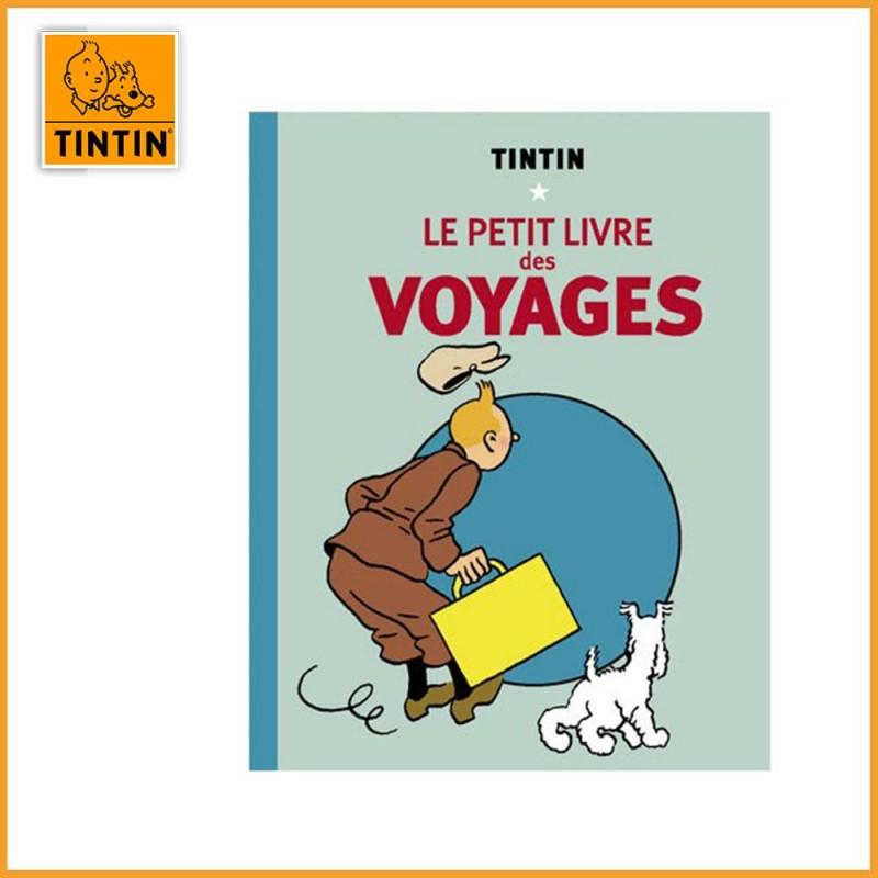 Le petit livre des voyages de Tintin - Moulinsart