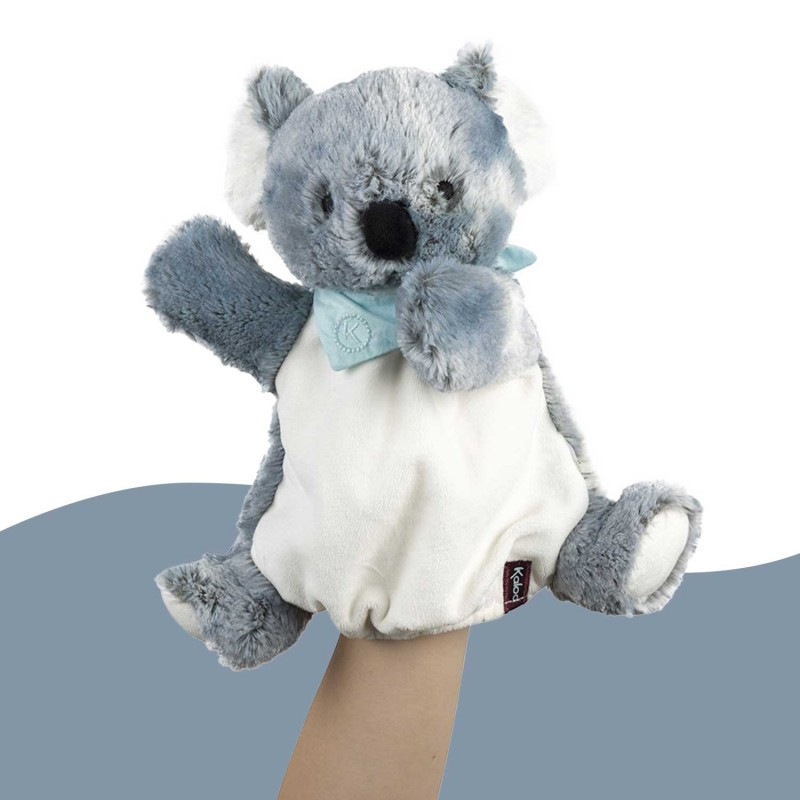Doudou marionnette Chouchou le koala Les Amis Kaloo K963495
