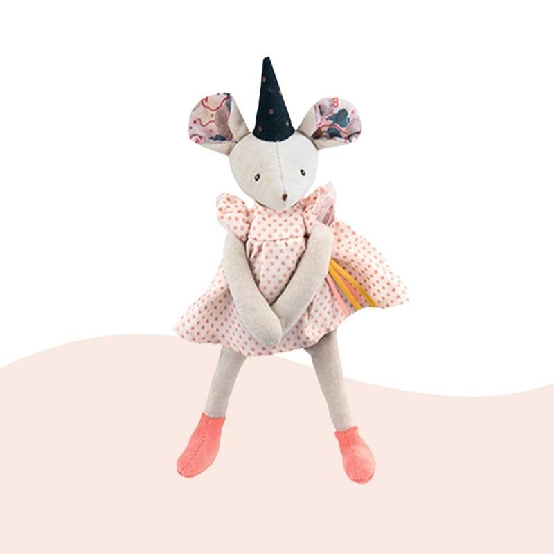 Petite souris Mimi Il était une Fois Moulin Roty 711318